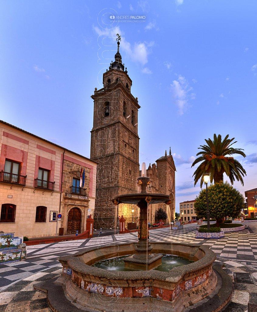 Plaza del Pan