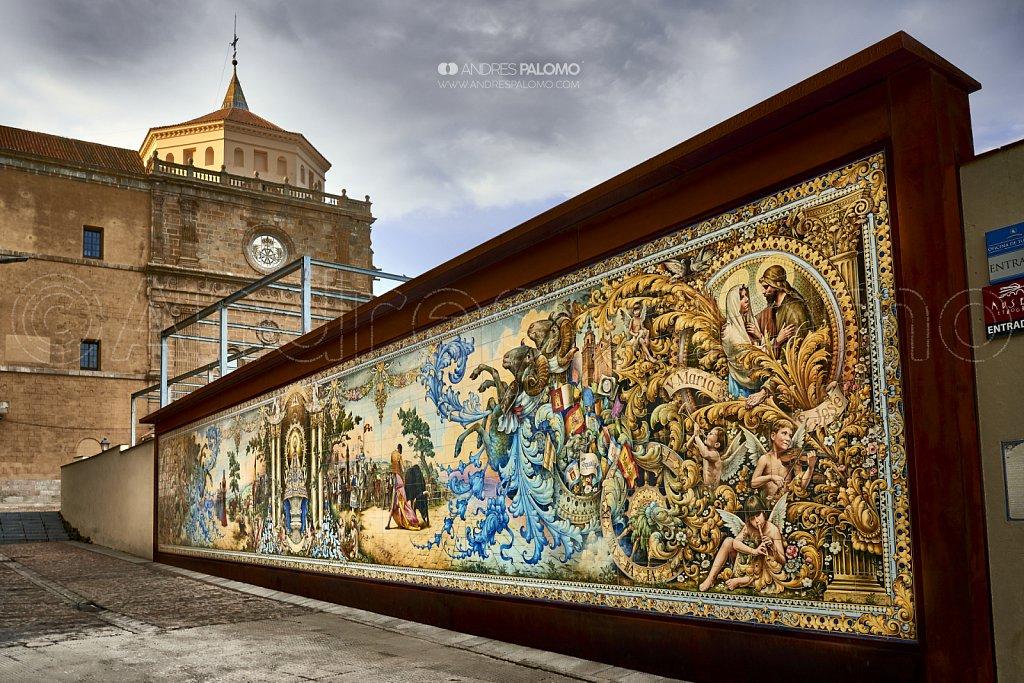 Mural de las Mondas